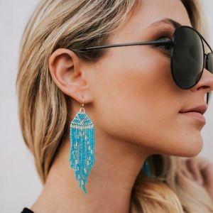 Jewelry - NEW! 🌸 Beaded Tassel Earrings
